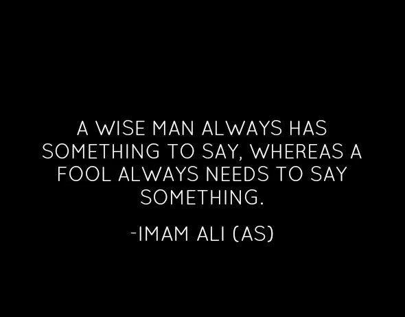 Imam Ali RaddiAllahu Anhu