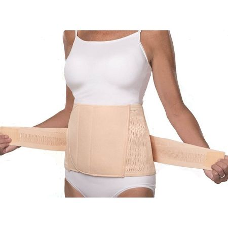 Shrinkx Belly Postpartum Belly Band. Great postpartum belt for both c-section recovery and vaginal deliveries. Reduces swelling and gets your pre-pregnancy belly back.