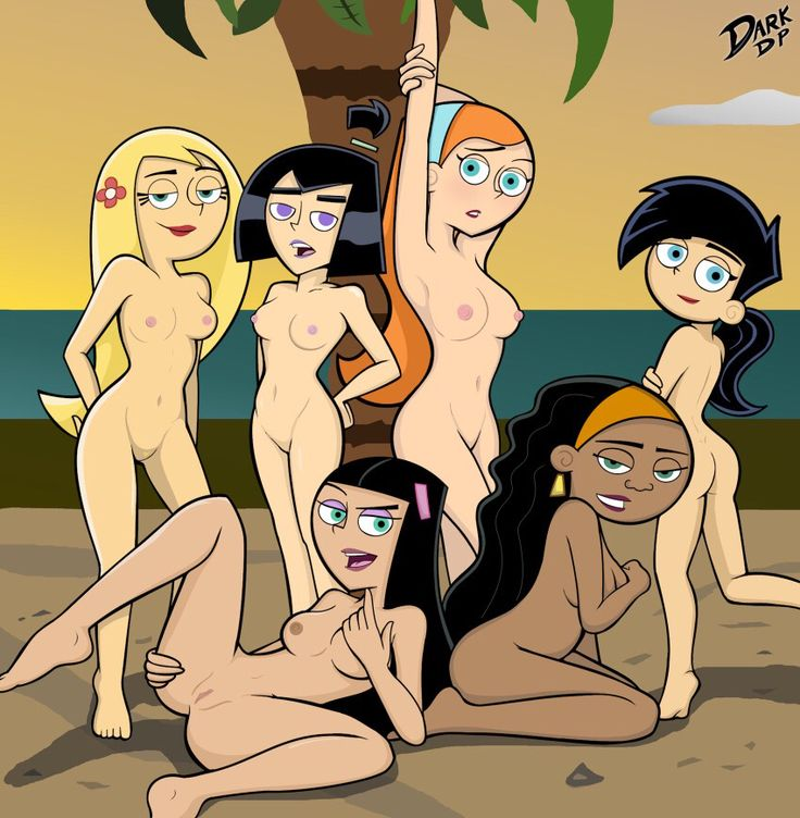 Danny phantom and hot girls sex