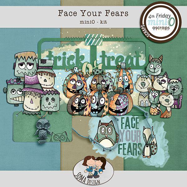 SoMa Design: Fear Your Faces - MiniO Kit