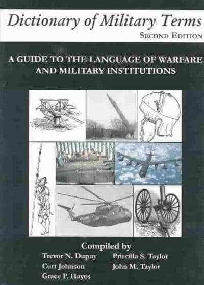 Dictionary of Military Terms: A Guide to the Language of Warfare and Military Institutions