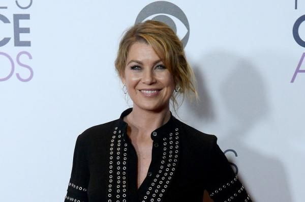 """Ellen Pompeo said she's """"mulling"""" over her future as Dr. Meredith Grey on popular ABC medical drama """"Grey's Anatomy."""""""