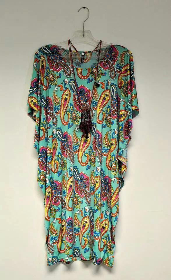 Perfect Paisley items available in a wide range of sizes at #NicciBoutiques #summer2014