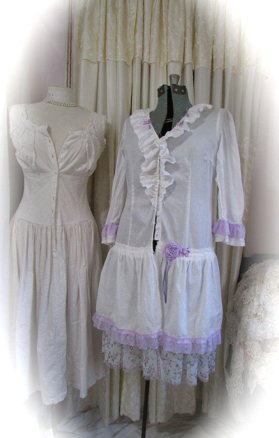 Romantic White Blouse 26