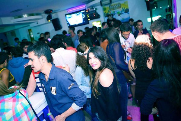 Senses Club, Heraklion Crete