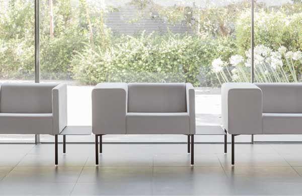 Poltrona Brix - design Kensaku Oshiro - Viccarbe