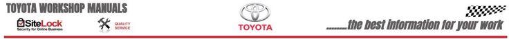 Toyota Yaris 2012 NCP130,131 Service Repair Manual: Toyota Yaris 2012 NCP130,131 Repair Service Manual...