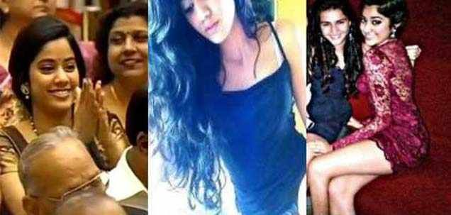 Sridevi's daughter Jhanvi Kapoor's publicity stunt is all over Facebook, Twitter? http://daily.bhaskar.com/article/ENT-sridevis-daughter-jhanvi-kapoors-publicity-stunt-is-all-over-facebook-twitter-4410486-PHO.html