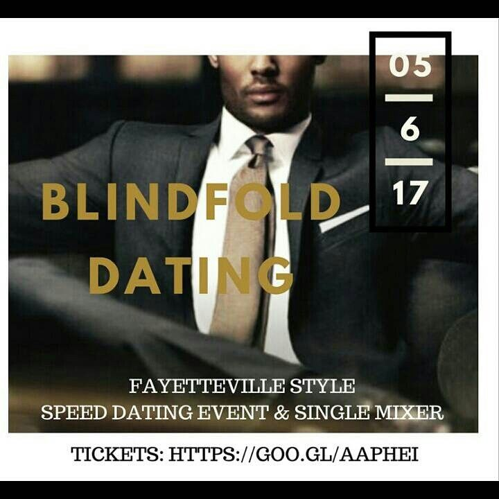 Me Tell Us Productions present:  Blindfold Dating: #fayetteville #style Speed Dating & Mixer 8P to 11:30P  For #ticket 👉https://goo.gl/AApHEI  Refreshments, #blindfolds, & treats served....  #indigometellus #speed #dating #single #live #love #wingman #firstdate #nc #fsu #broncos  #broncopride #army #fortbragg #rainbowroom #professional #mixer #lifestyle #datenight #datingadvice #durham #raleigh