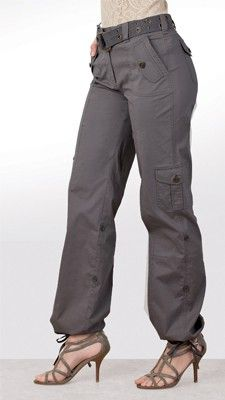 For my tall ladies ( i'm 5'11 ) you might find a few basic pieces that you like with Long Elegant Legs.. most of their slacks, pants, jeans have a 36'' inseam. LEL Cargo Pant