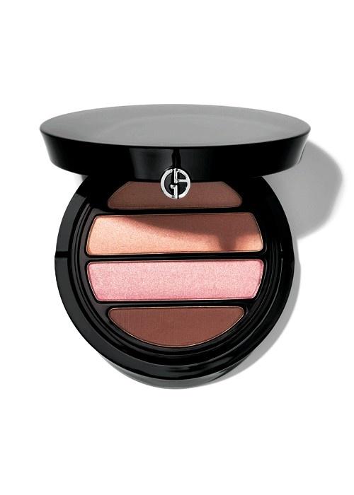 Giorgio Armani Eye to Kill Eyeshadow Quad in Summer Heat #eyeshadow #summerbeauty