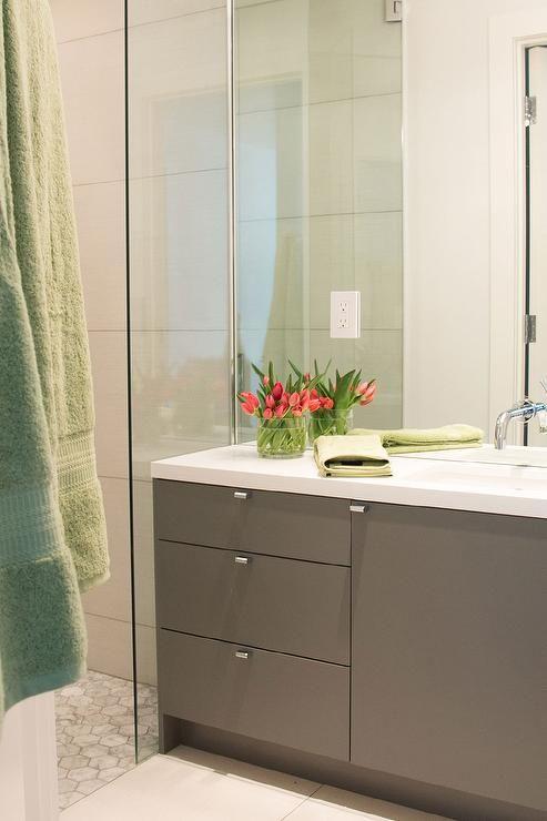 Bathroom Vanity Next To Shower 99 best bathroom counters images on pinterest   bathroom ideas
