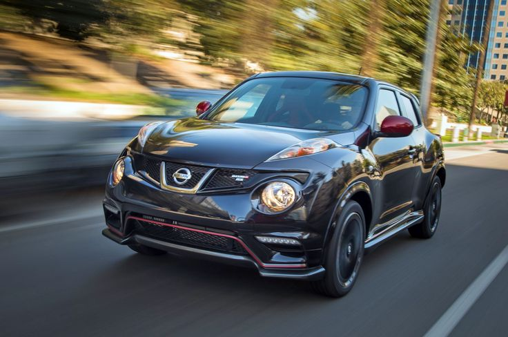 2014 Nissan Juke Nismo Rs Front View In Motion