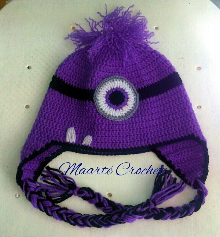 Violet Minion :)