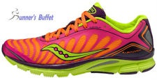 Saucony Kinvara 3 Women's Minimal Running Shoes Pink/Purple