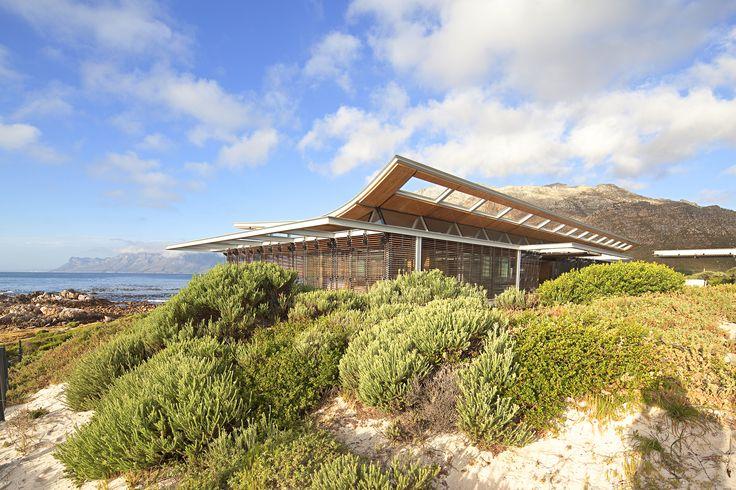 Casa de Praia Rooiels / Elphick Proome Architects
