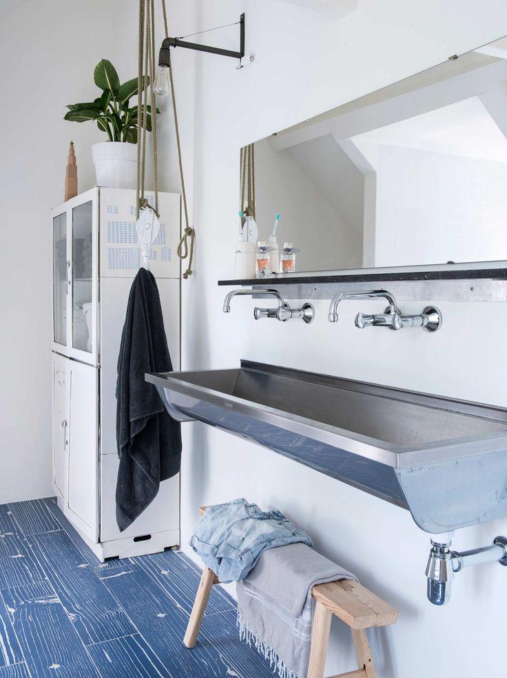 Meer dan 1000 ideeën over Gietijzeren Bad op Pinterest  Badkuipen, Badkuipen # Vtwonen Wasbak_172104