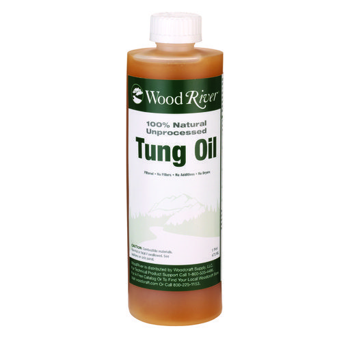 View a Larger Image of Pure Tung Oil Pint
