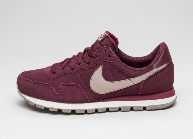 Nike Air Pegasus 83 LTR (Night Maroon / Malt - Team Red - Sail)