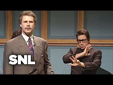 SNL: Celebrity Jeopardy - Jeff Goldblum and Minnie Driver add confusion to this episode of Celebrity Jeopardy. Aired 05/09/98
