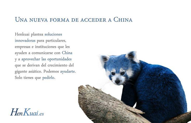Henkuai, especialistas en China y chino mandarín