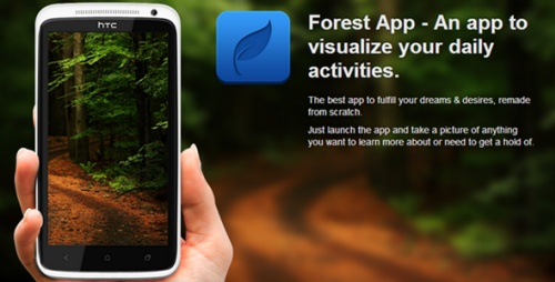 ThemeForest - Forest App Ultimate Landing Page