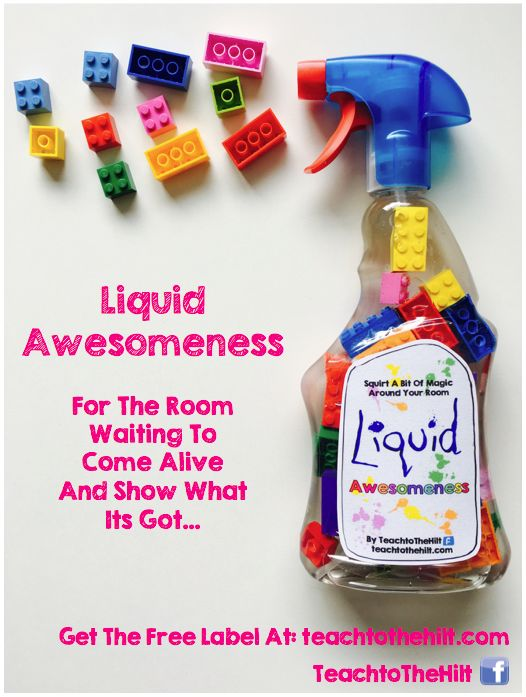 Free labels for Liquid Awesome, luck, tranquility, courage :).