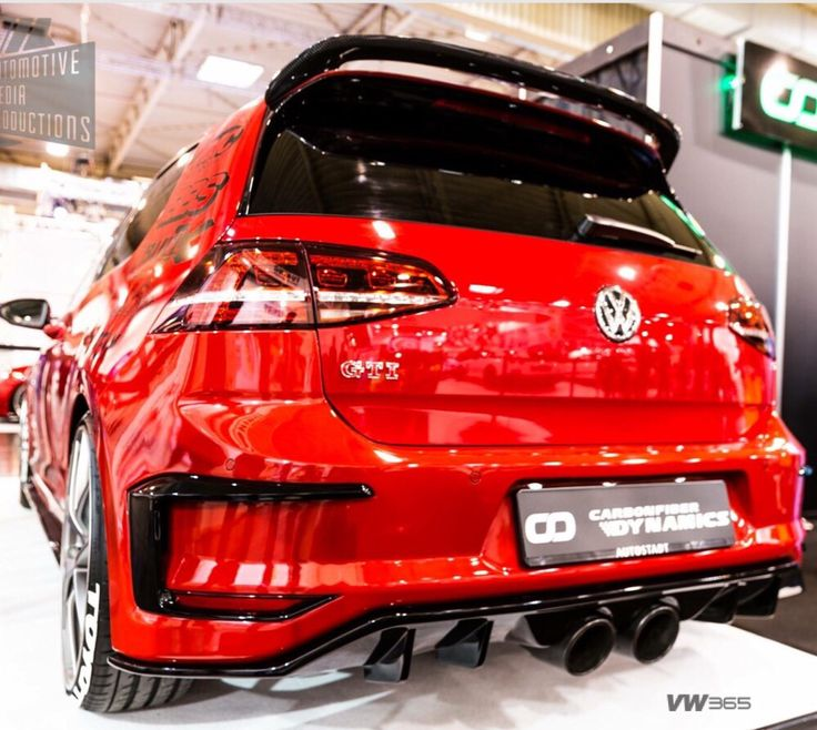 #R400 - #MK7GTI #VW365 (With Images)