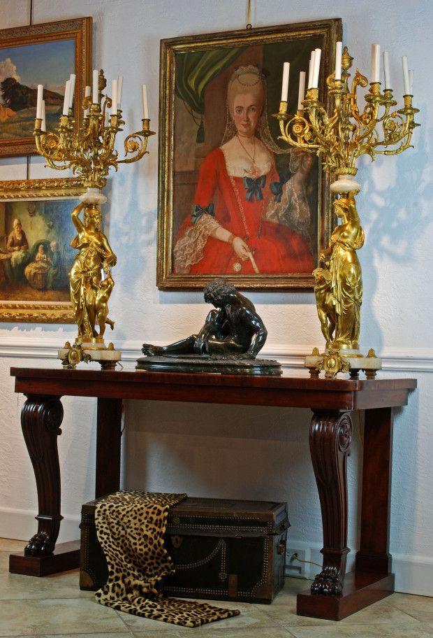 DAFA - Decorative Arts & Fine Antiques, Fort Lauderdale's Premier Antiques  and Art Gallery | - 124 Best Antique Furniture Images On Pinterest Marbles