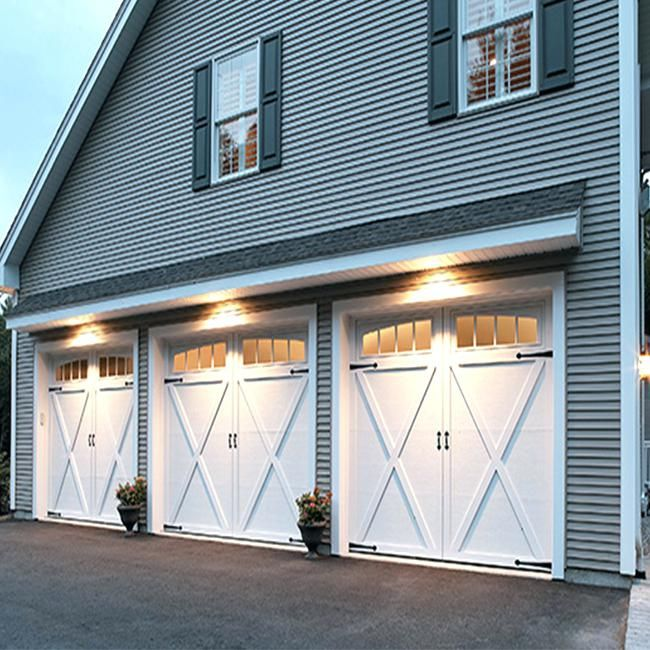 Exterior 9x8 Garage Door Lowes Modern On Exterior With Regard To 9 8 Doors At 5 9x8 Garage Do Garage Door Installation Garage Doors Carriage Style Garage Doors