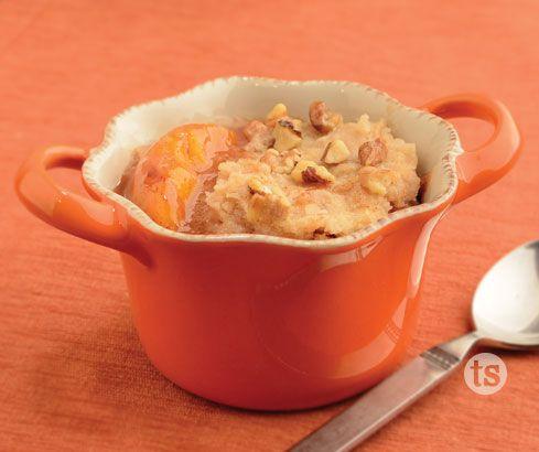 gluten free peach cobbler glutenfree visit glutenfree easyrecipe yummy ...
