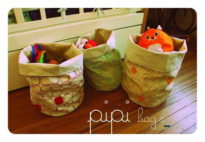 Kid's room. PIPIbags for Benito.