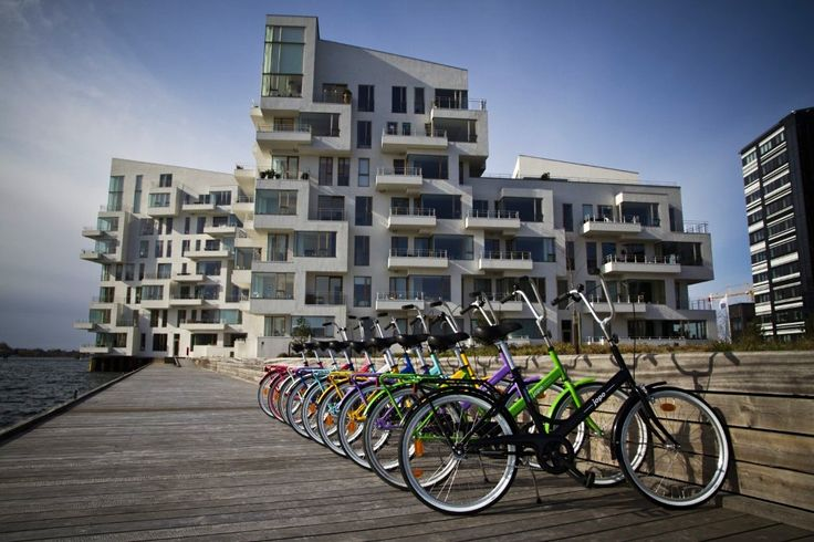 -jopo- fits the modern Danish architecture - from Sydhavnen, Copenhagen