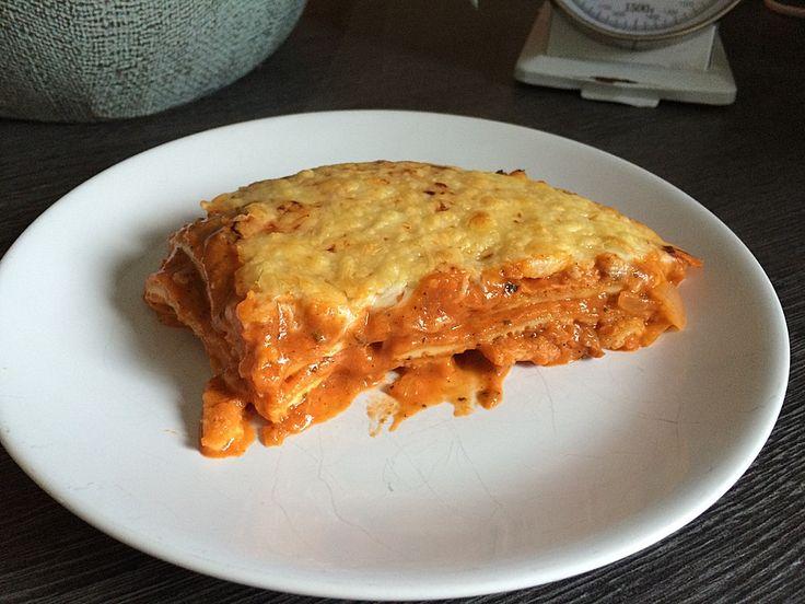 Low Carb Rezepte: Eierlasagne low carb Leckere Lasagne ohne Nudeln