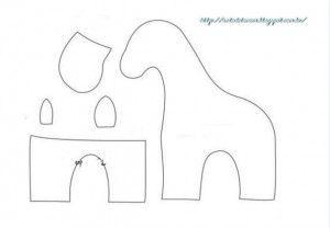 stuffed horse., part 2