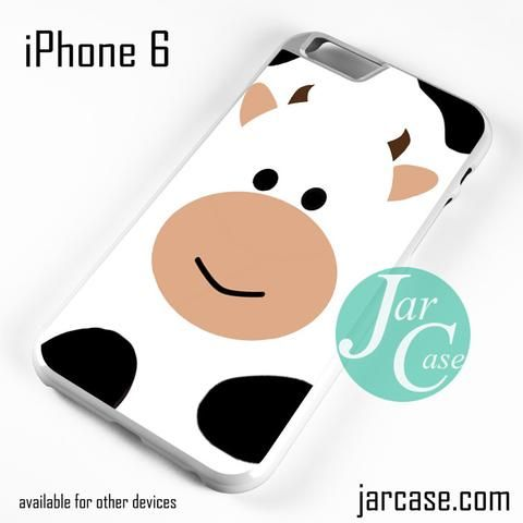 Cow Face Phone case for iPhone 6 and other iPhone devices