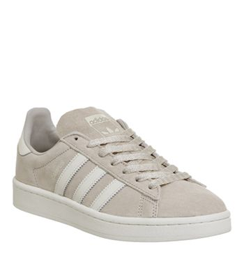 Adidas, Campus, Clear Brown Off White