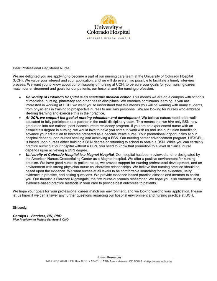 27+ Recent Graduate Cover Letter Nursing cover letter