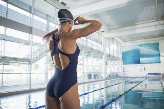 5 razões para as mulheres praticarem natação, veja!