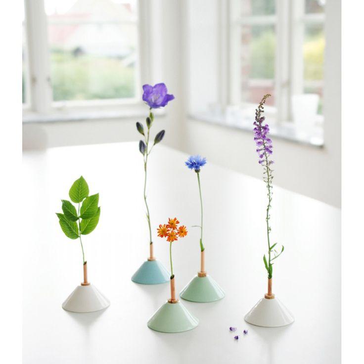 vase consilium white 85 sek