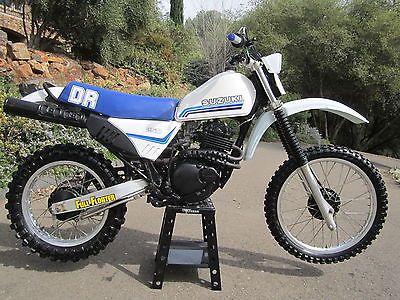 Suzuki Dual Sport Motorcycles Google Search Back In
