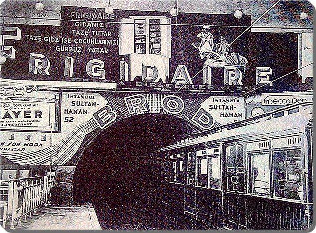 Beyoğlu / Tünel - 1940'lar