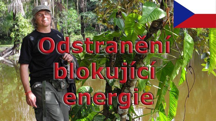 Petr Chobot - Odstranění blokující energie