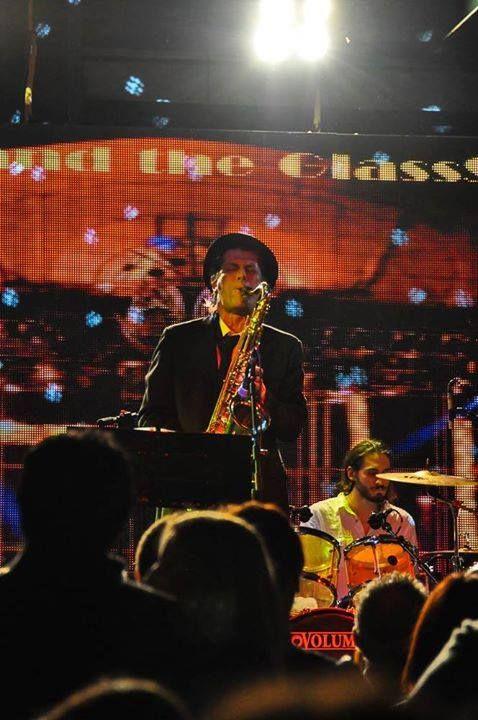Mr. Ziggy and the GlassSpiders (Tributo David Bowie) al Geronimo's Pub (08 aprile 2015) Concerto di Musica Rock , Musica Live Roma