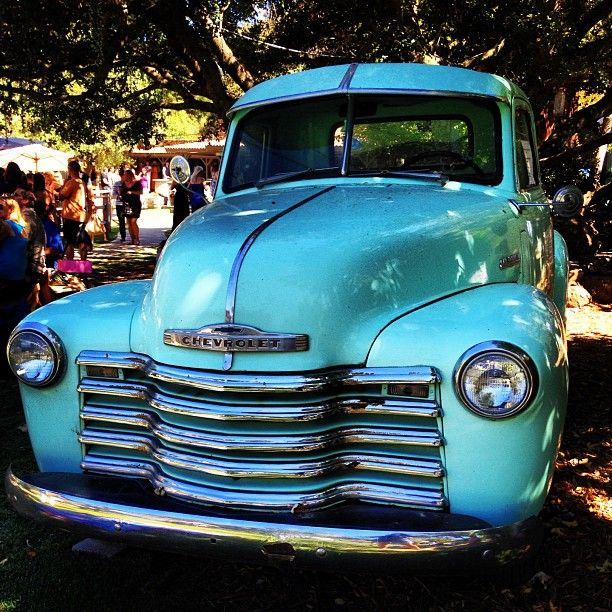 Chevy truck. #classic