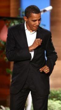"""President  of kORz JuS BeAutiFuL oN tHiS sLuV'N""""sAt""""d`Z  YAeyAE GLuK'N   oNfiCiALLi   eNjOi yAh WeEkENd  oN IIc'N"""" /V\j!s yEs*sUh Obama"""