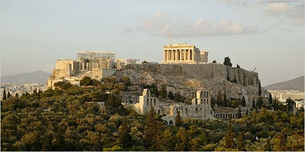 The capital city of Greece is Athens