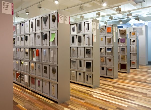 How About A Visit To The Materials Library Hard WoodTextile DesignRetail