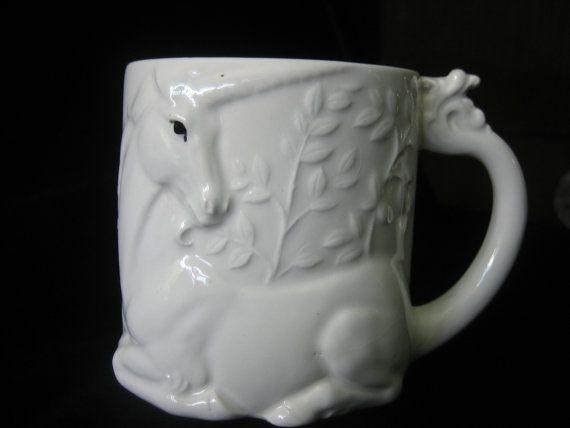 Unicorn Mug. @kendra sands