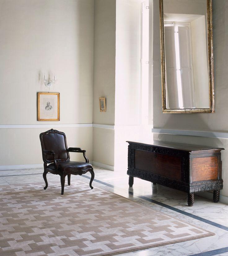 Alte Möbel, Designer Teppiche, Lebensstile, Französischer Stil,  Hahnentritt, Französisches Innenräume, Flure